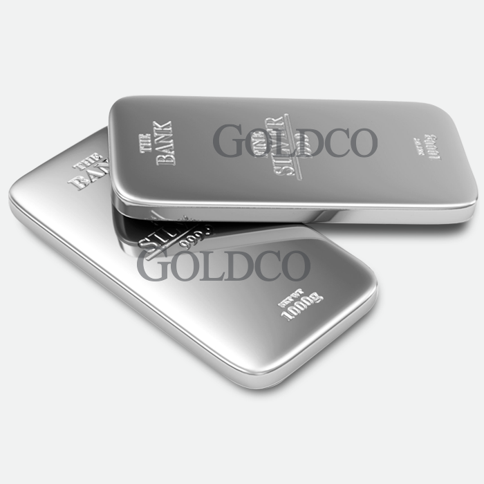 Silver bars offer investors another alternative to investing in silver.
